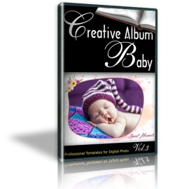 Creative Album Baby Vol. 3