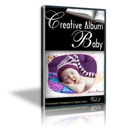 Creative Album Baby Vol. 3