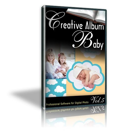 Creative Album Baby Vol. 5