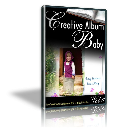 Creative Album Baby Vol. 6