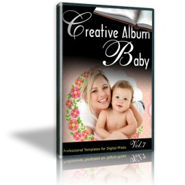 Creative Album Baby Vol. 7