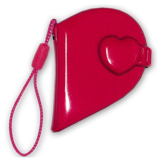 10 Mini Album Covers Roten Heart (klein)