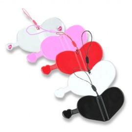 10 Mini Album Covers Assorted Heart (small)