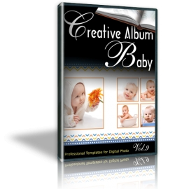 Creative Album Baby Vol. 9