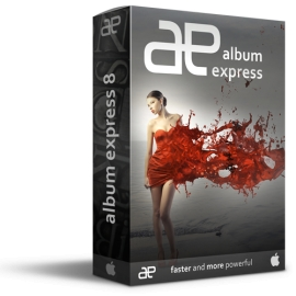 Album Express 8 MAC Pro