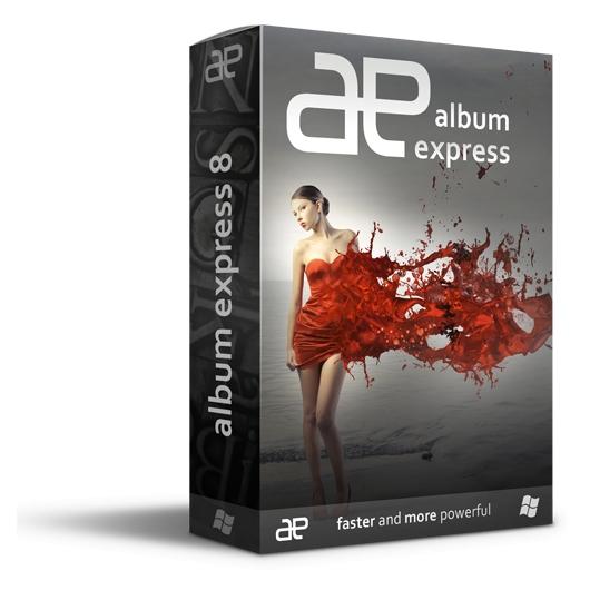 Album Express 8 WIN Upgrade