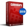 Calendars Pro 2019 Full Win-Mac