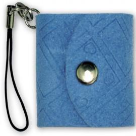 10 Mini Album de terciopelo azul (small)