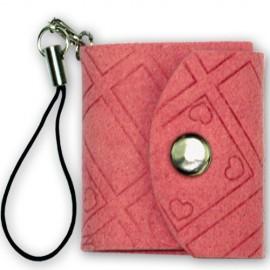 10 Mini Album terciopelo rosa (small)