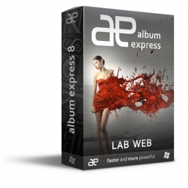 Album Express 8 LAB WEB