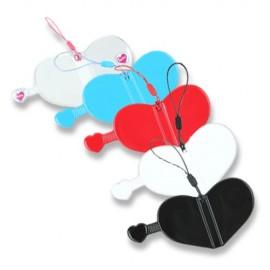 10 Mini Album Hearts Assorted (large)