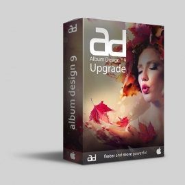 Album Design 9 Advanced MAC Upgrade