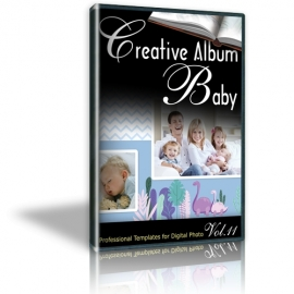 Creative Album Baby Vol. 11