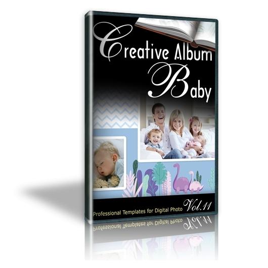 Creative Album Baby Vol. 11