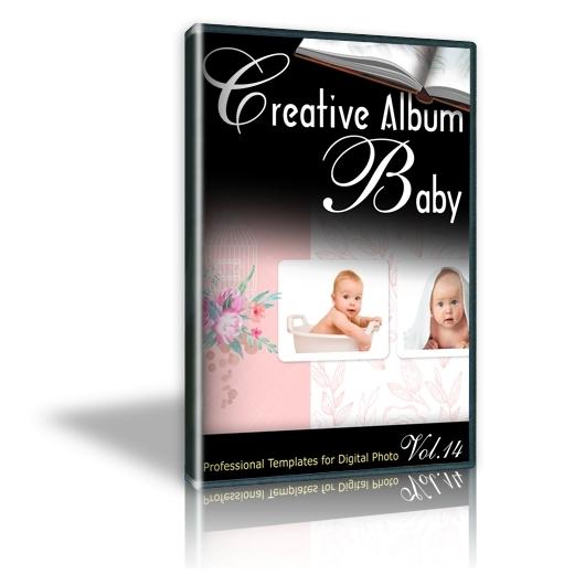 Creative Album Baby Vol. 14