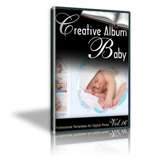 Creative Album Baby Vol. 16