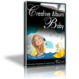 Creative Album Baby Vol. 17
