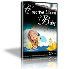 Creative Album Baby Vol. 17