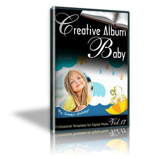 Creative Album Baby Vol. 16