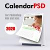 Monatlicher Kalender n.1 - 2020