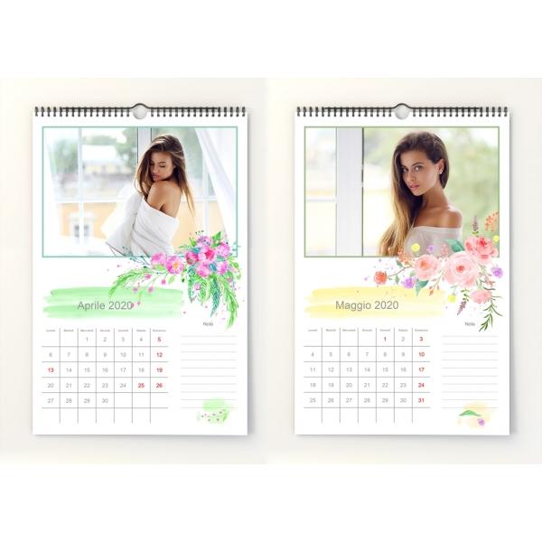Calendario Mensile Aprile 2020.Calendario Mensile 2020 N 1