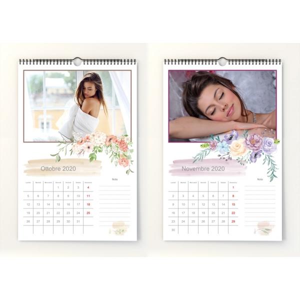 Calendario Mese Ottobre 2020.Calendario Mensile 2020 N 1