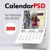 Monatlicher Kalender n.2 2020