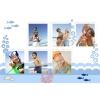 Photo Album Baby Template Vol. 19