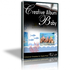 Creative Album Baby Vol. 19