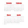 Griglie Calendari 2020 v.2