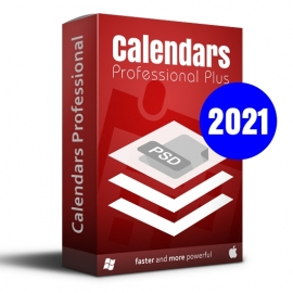 Calendars Plus 2021 Full Win-Mac