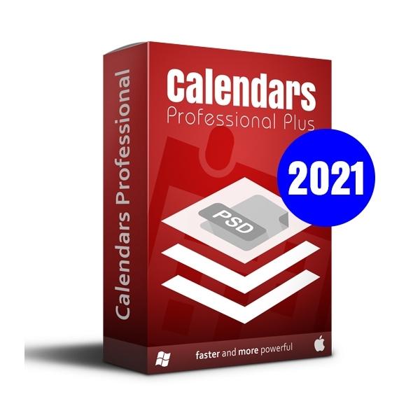 Calendars Plus 2021 Full Win Mac