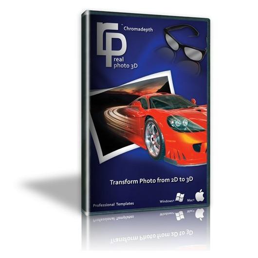 Real Photo 3D - Plantillas