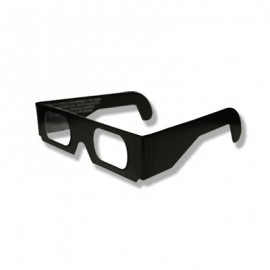 HD ChromaDepth papel gafas 3D
