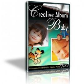 Creative Album Baby Vol. 1