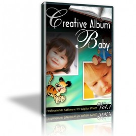 Creative Album Baby Vol. 1