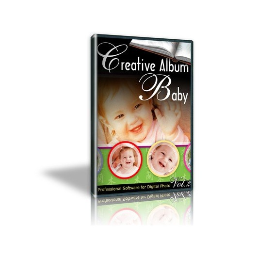 Creative Album Baby Vol. 2