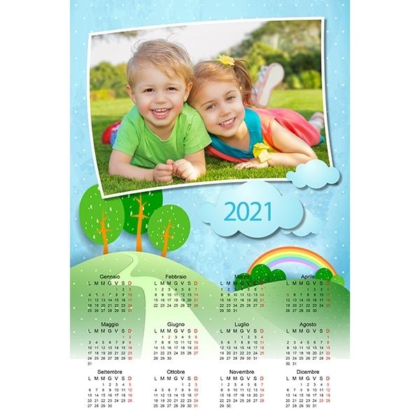 Calendars 2021 PSD v.16
