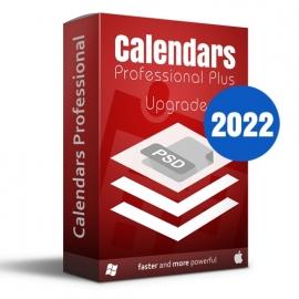 Calendars Plus 2022 Win-MAC Upgrade