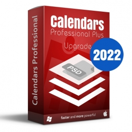 Calendars Plus 2022 Win-MAC Upgrade