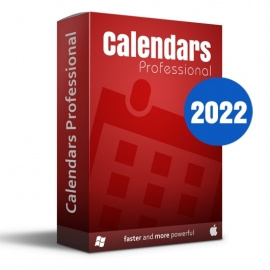 Calendars Pro 2022 Full Win-Mac