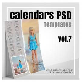 Calendars 2022 PSD v.7