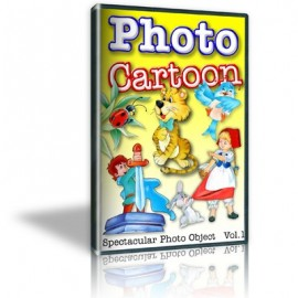 Photo Cartoon Vol. 1