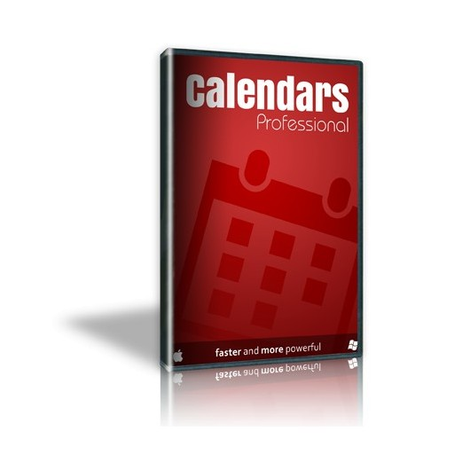 Calendars Professional MAC Free DEMO