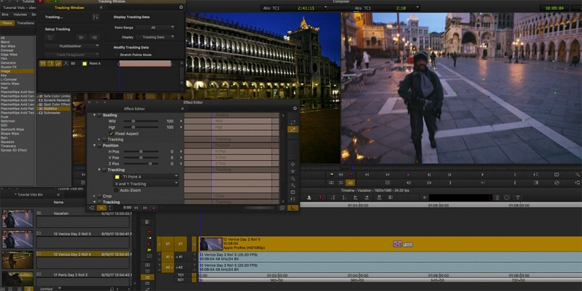 Come installare i preset LUT in Avid Media Composer