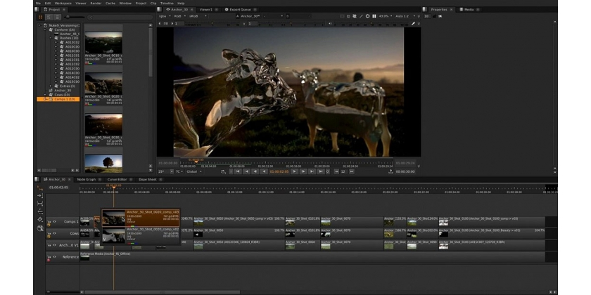 Come installare i preset LUT in The Foundry NUKE