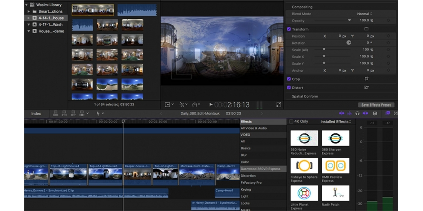 So installieren Sie LUT-Voreinstellungen in Final Cut Pro X