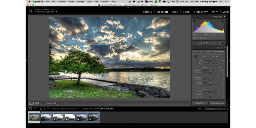 Lightroom - Como instalar pré-ajustes do Lightroom no tutorial do Lightroom